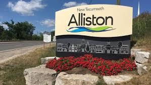 Search New Tecumseth/Alliston, Ontario Real Estate For Sale