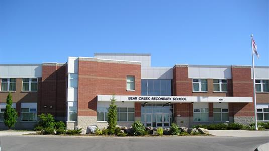 Bear Creek Secondary School