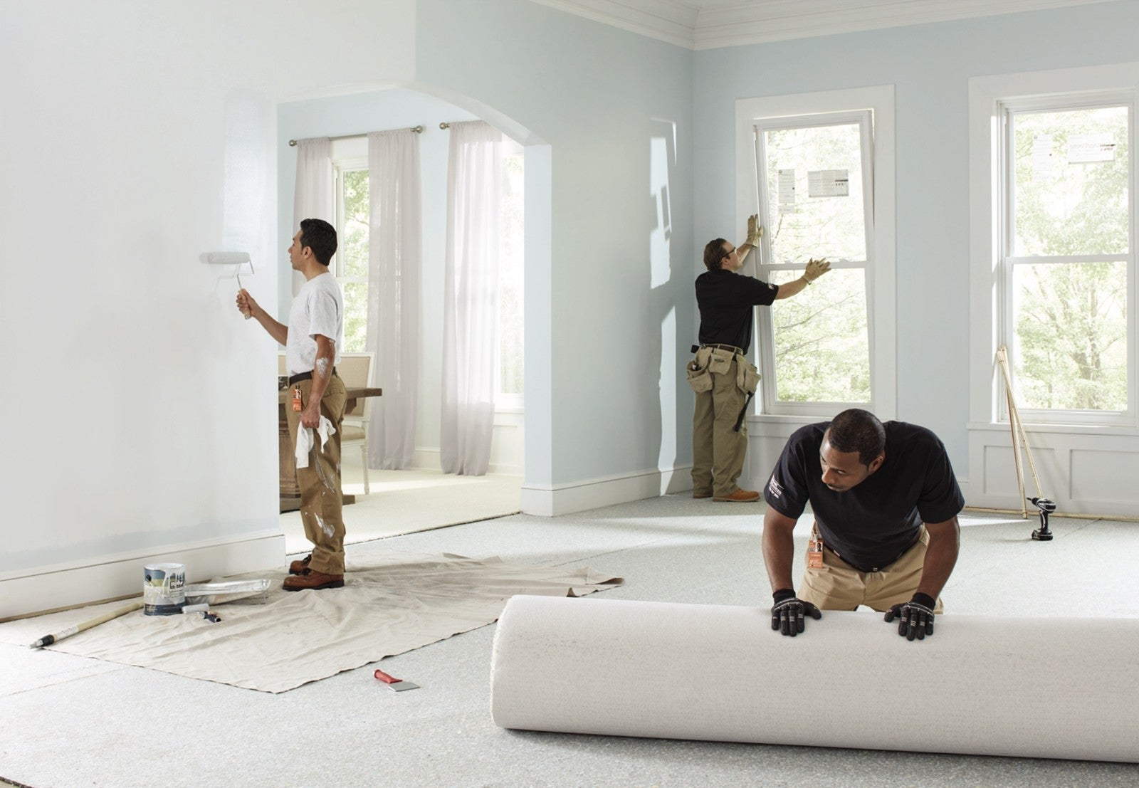 Minor Renovations to your Home