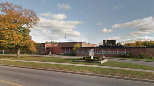 Georgian Bay District Secondary School