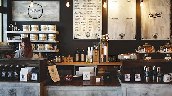 New Westminster Coffee Shop