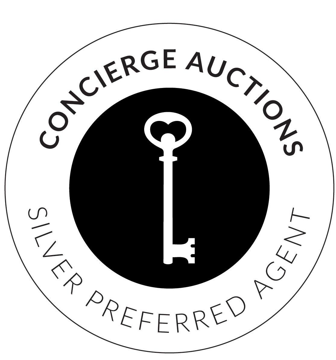 Concierge Auctions Silver Agent