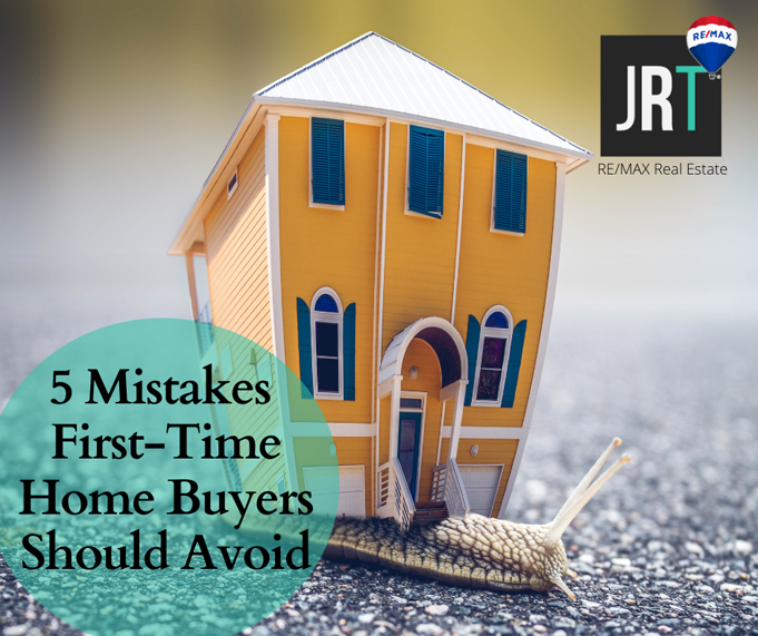 Mistakes First time Home Buyers Should Avoid