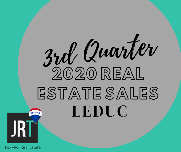 Jason Rustand Team Real Estate - 3rd Quarter 2020