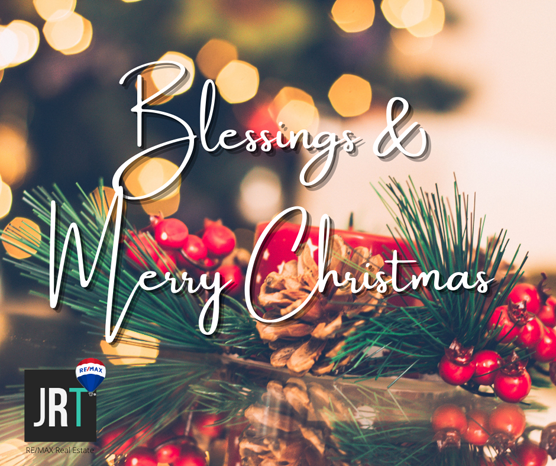 Merry Christmas from Jason Rustand Team Real Estate