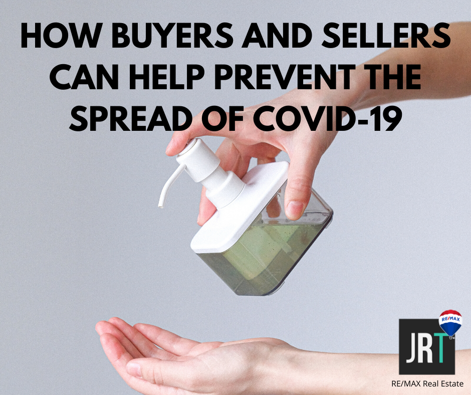 How buyers and sellers can help prevent the spread of covid-19