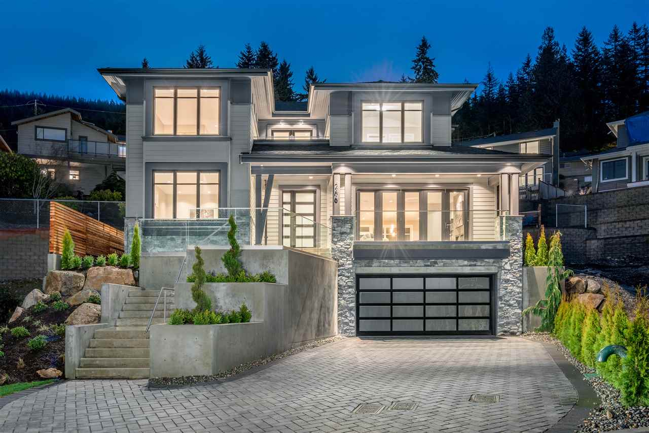 North Vancouver luxury home