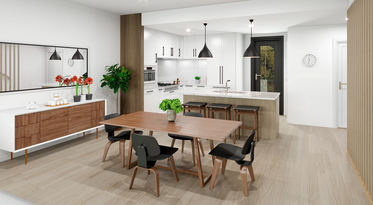 The Strand kitchen concept