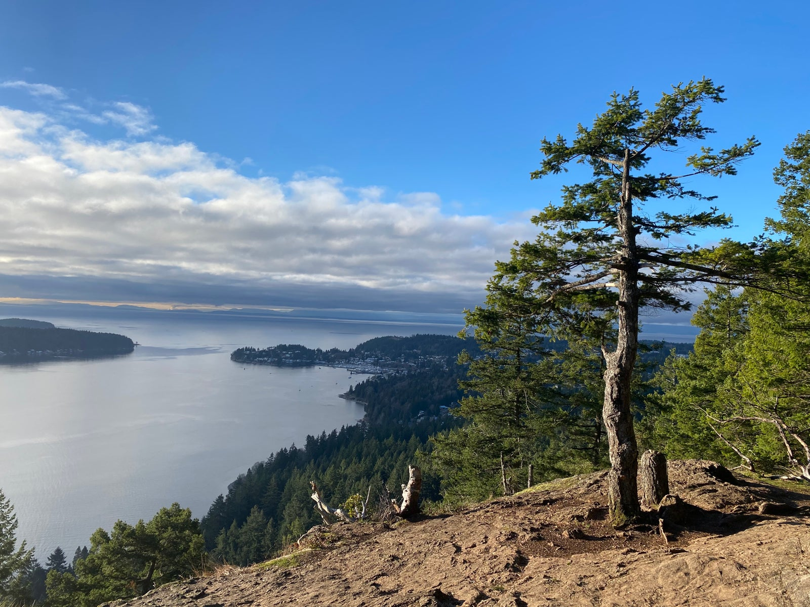 Gibsons from Soames Peak