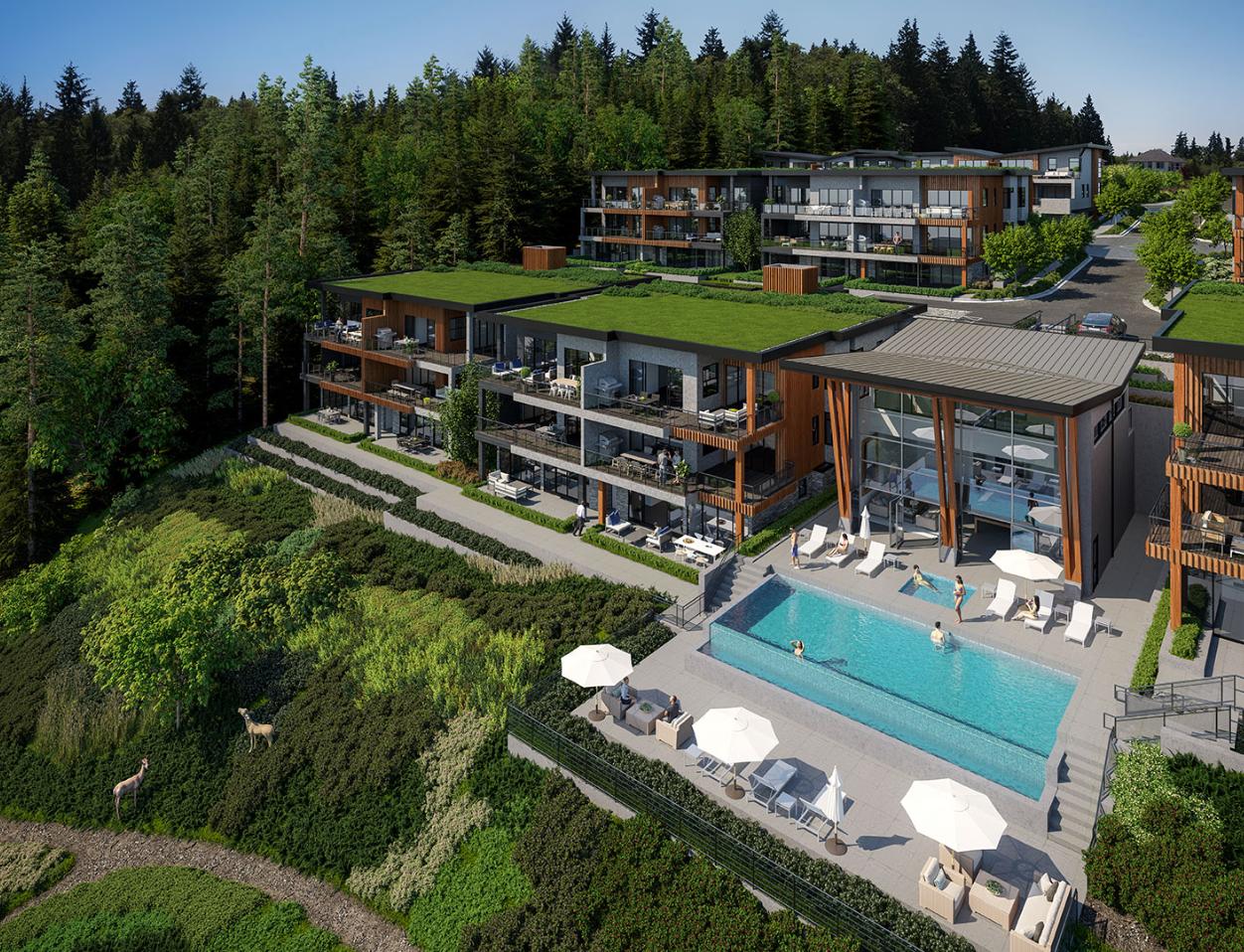 Eagleview Heights condo renderings