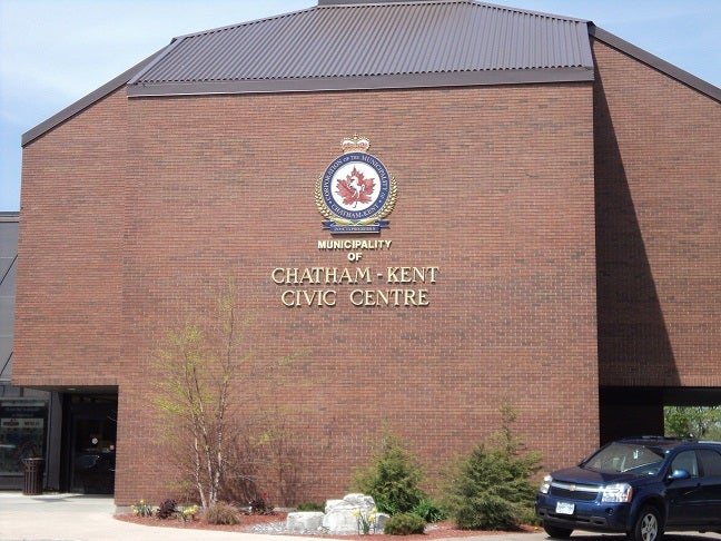 Chatham-Kent Civic Centre
