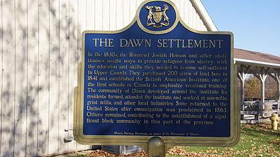 Dawn Settlement