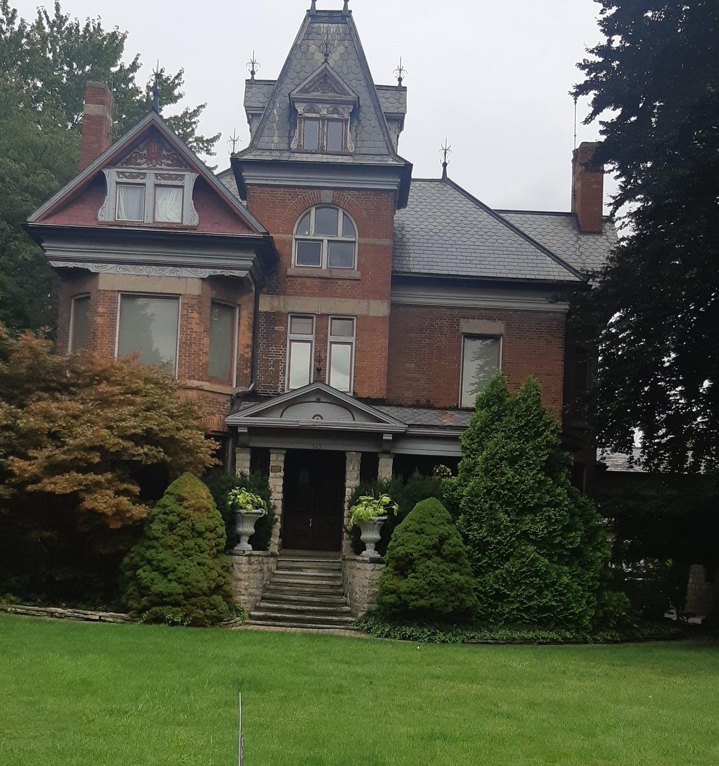 Gray Heritage Home