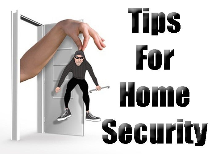 Home Security Clip Art