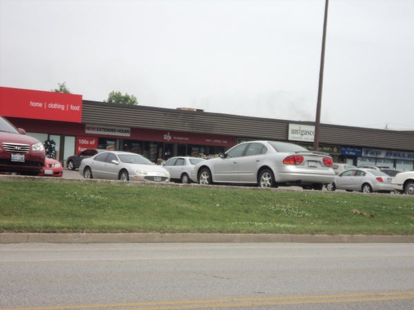 South Side Shoppig Centre