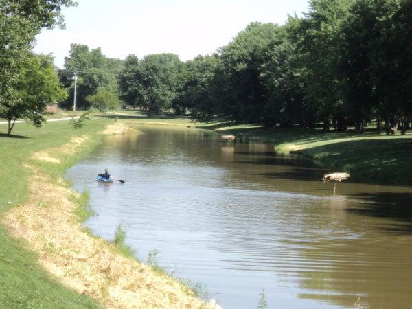 Indian Creek Walkway