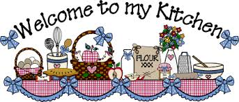 Kitchen welcome