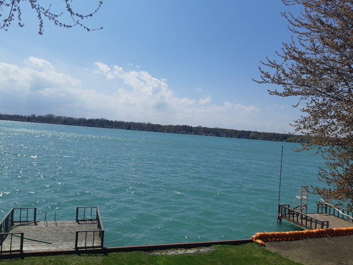 St. Clair River View