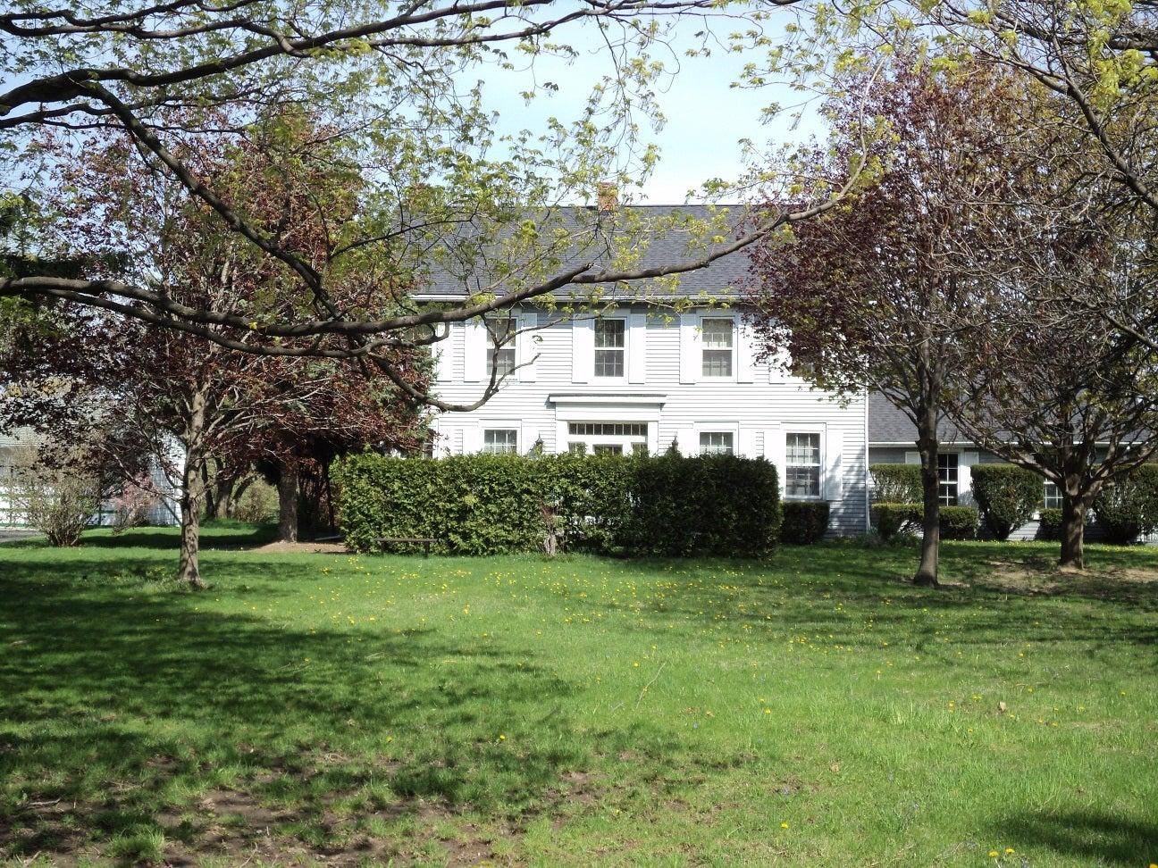 Former Colonel Wilcox Home