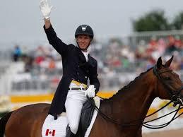 Chris non Martels at 2015 Pan Am Games