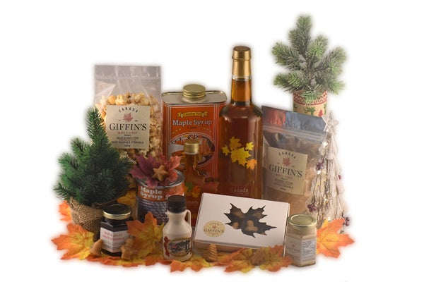 Giffin maple Syrup Products