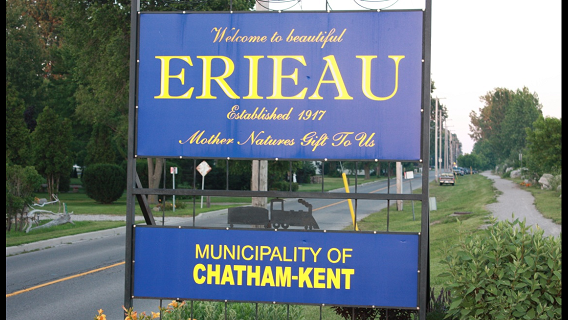 Village of Erieau