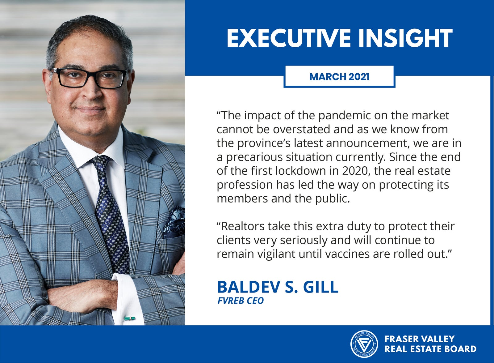 Executive Insight March 2021 - FVREB