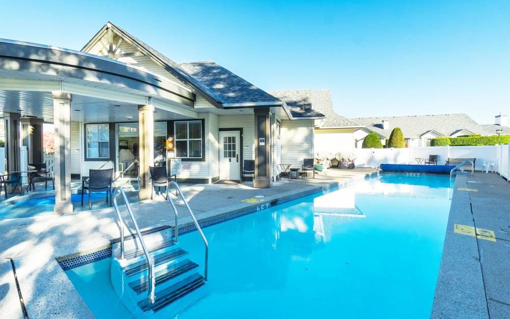 Huntsfield Green - gated 55+ community with swimming pool