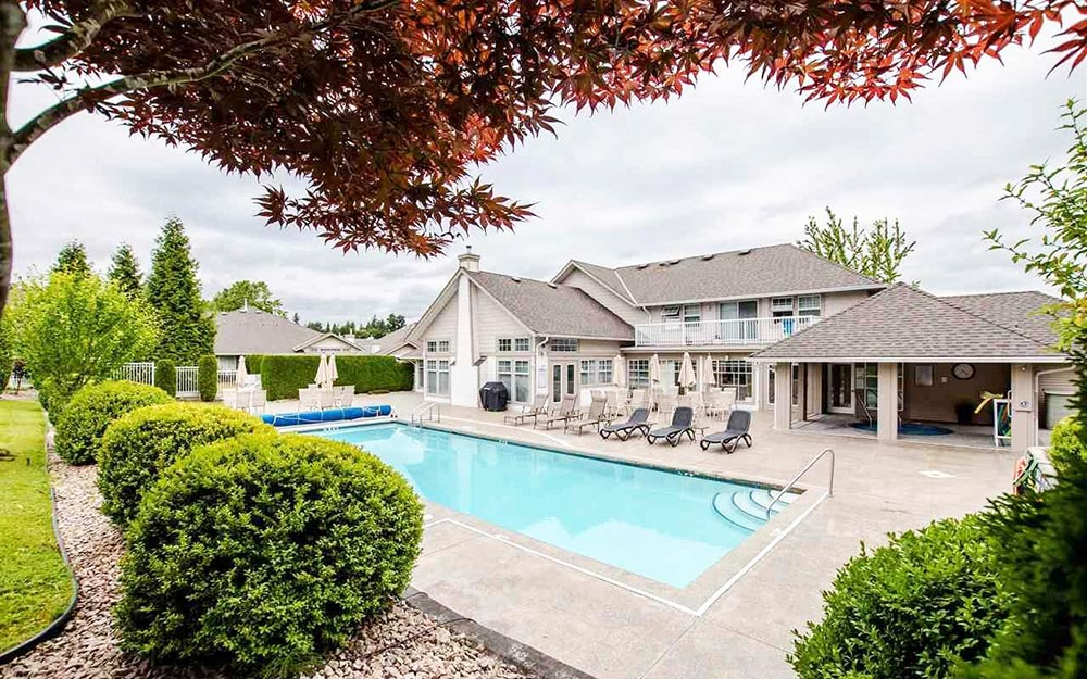 Queen Anne Green - gated 45+ townhouse community