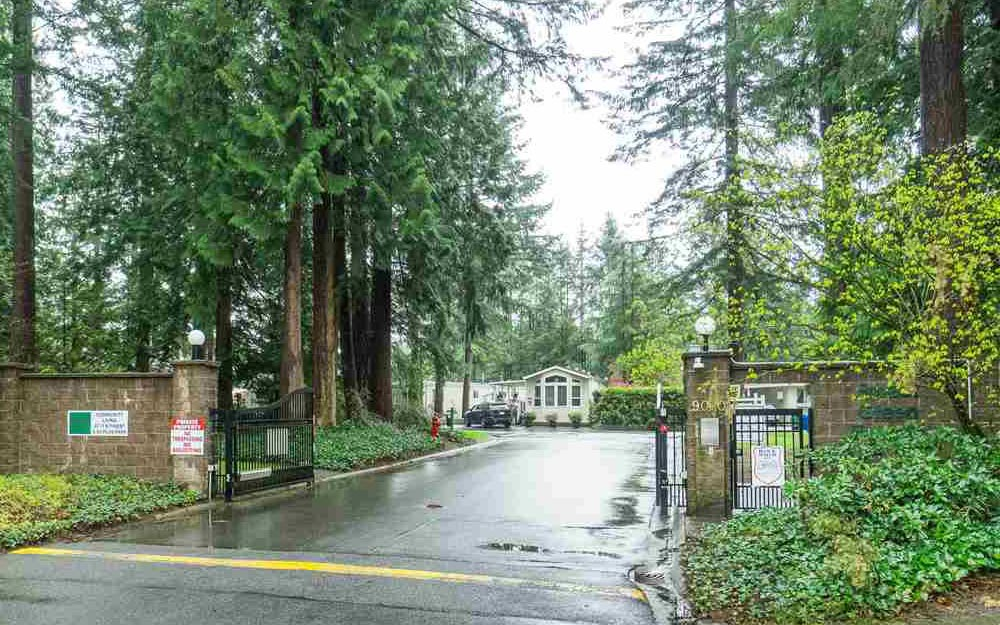 Forest Green Estates - adult living in a gated community