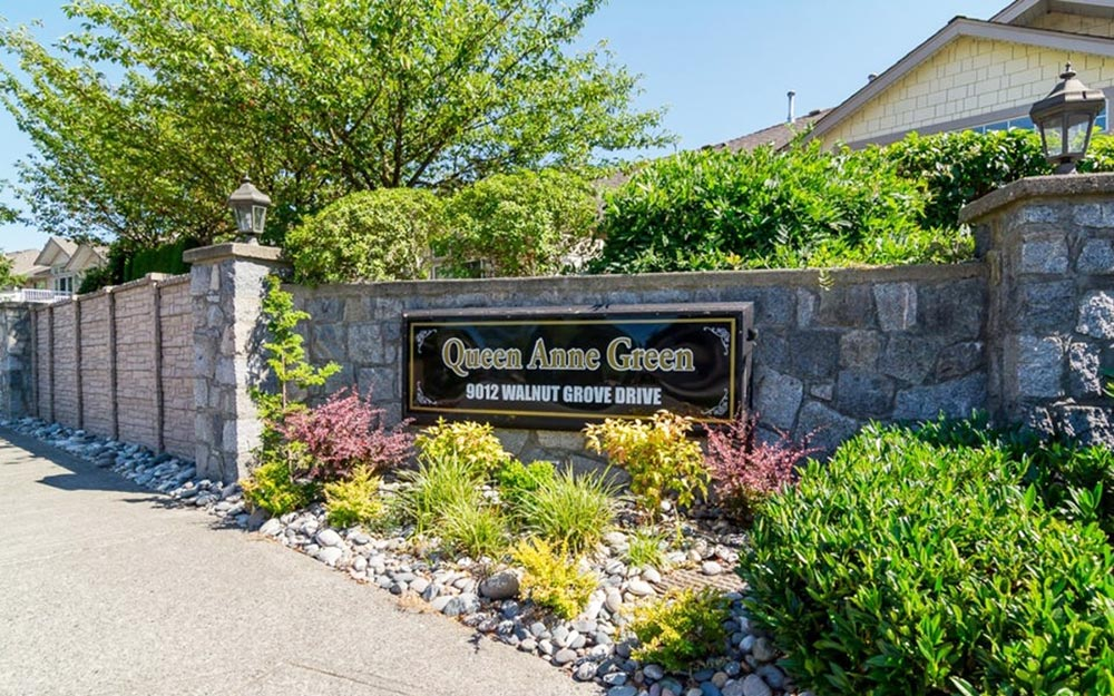 Queen Anne Green, Langley - townhomes for sale