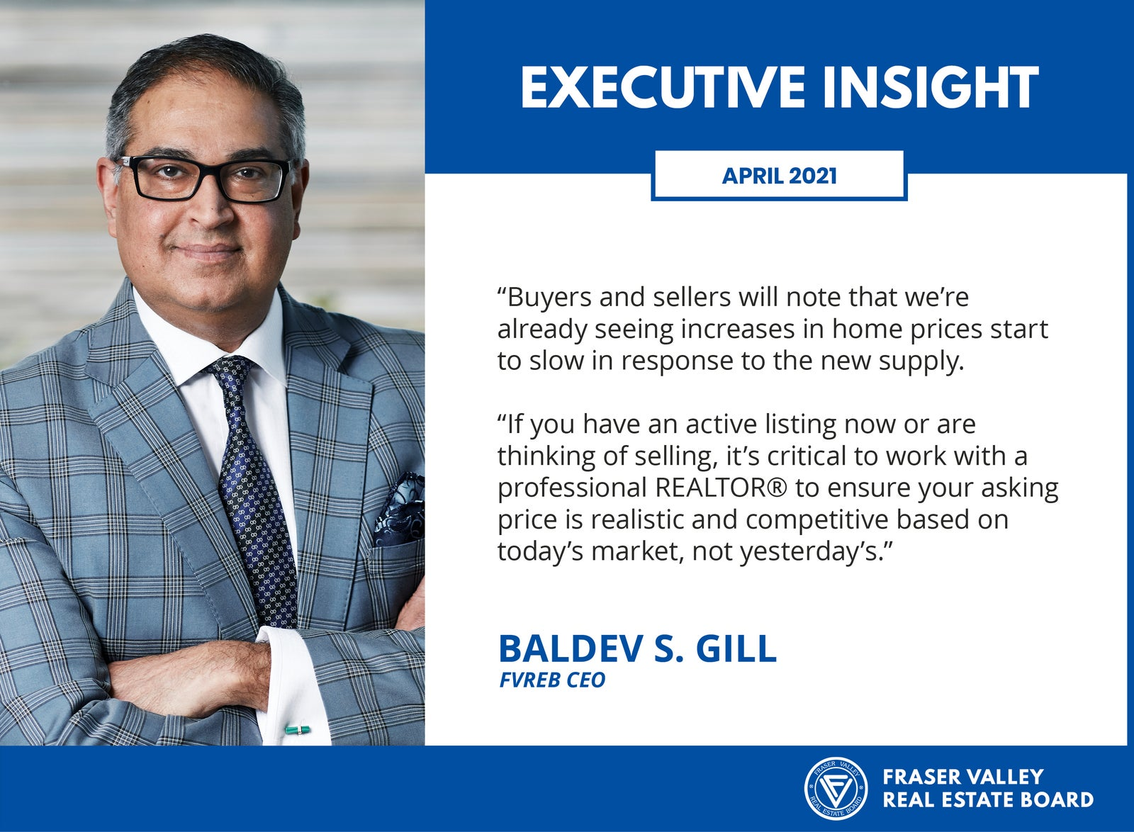 FVREB Executive Insight - April 2021