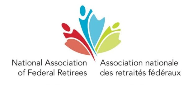 National Association of Federal Retirees - logo