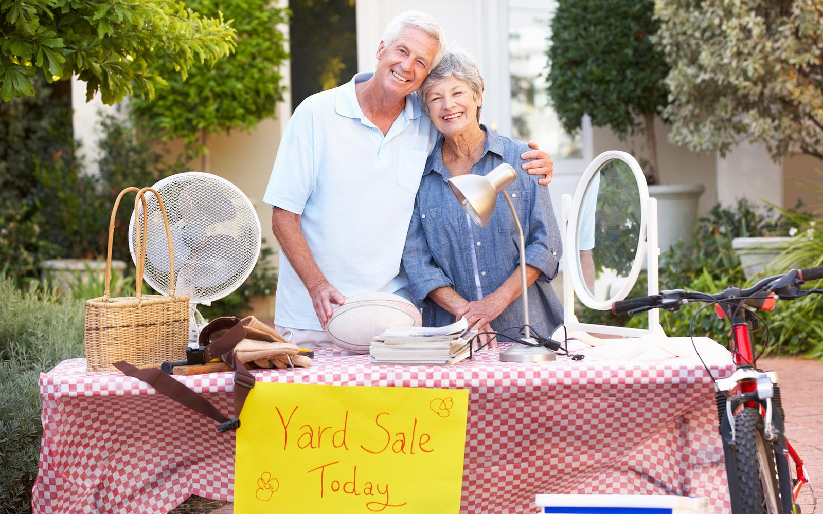 Estate Sales - A Quick Way to Purge and Earn Extra Cash