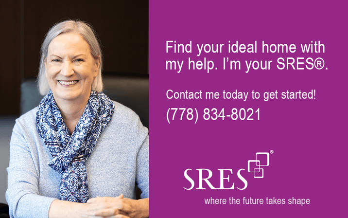 Seniors Real Estate Specialist® in Langley BC - Rosemary Papp