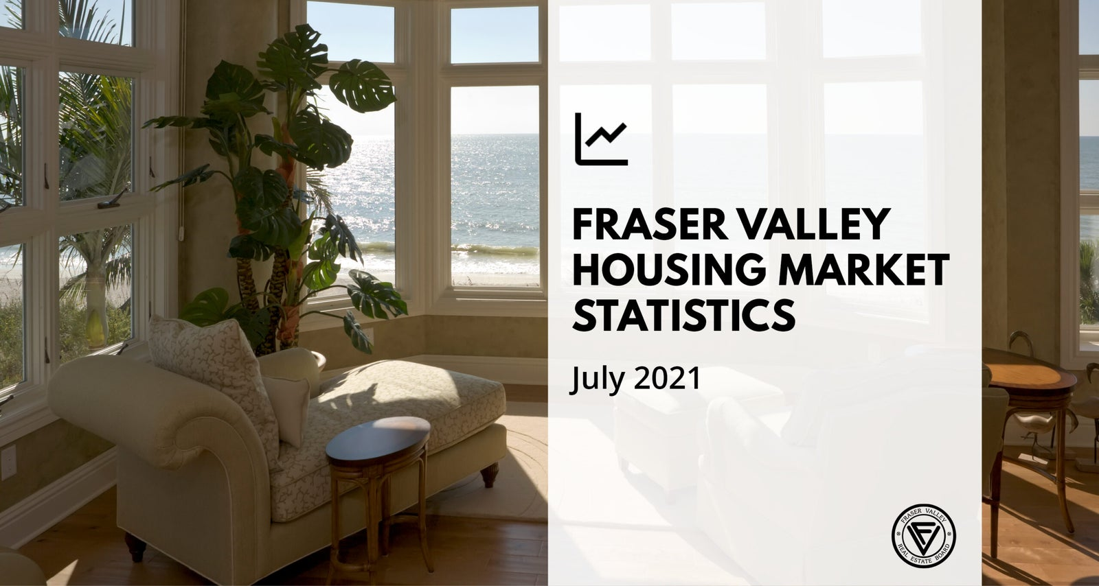 Fraser Valley Housing Market Statistics July 2021