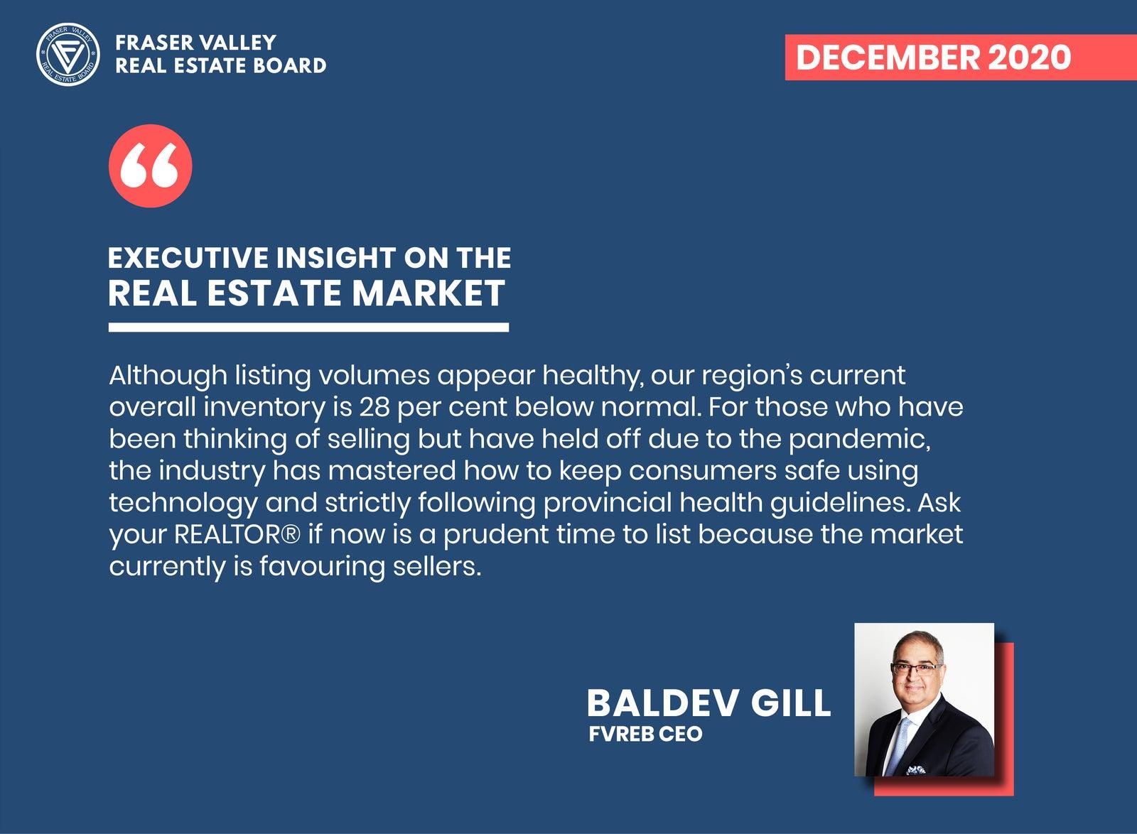 Executive Insight - Baldev Gill