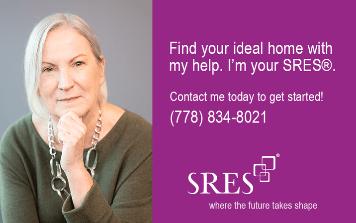 Seniors Real Estate Specialist® in Langley BC