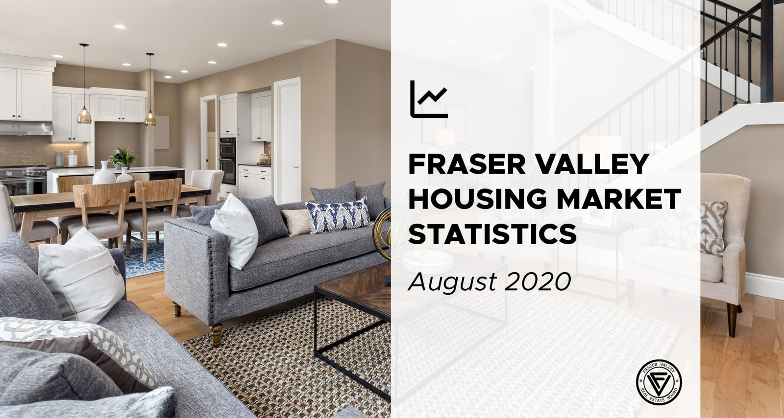 Fraser Valley Housing Market Statistics for August 2020