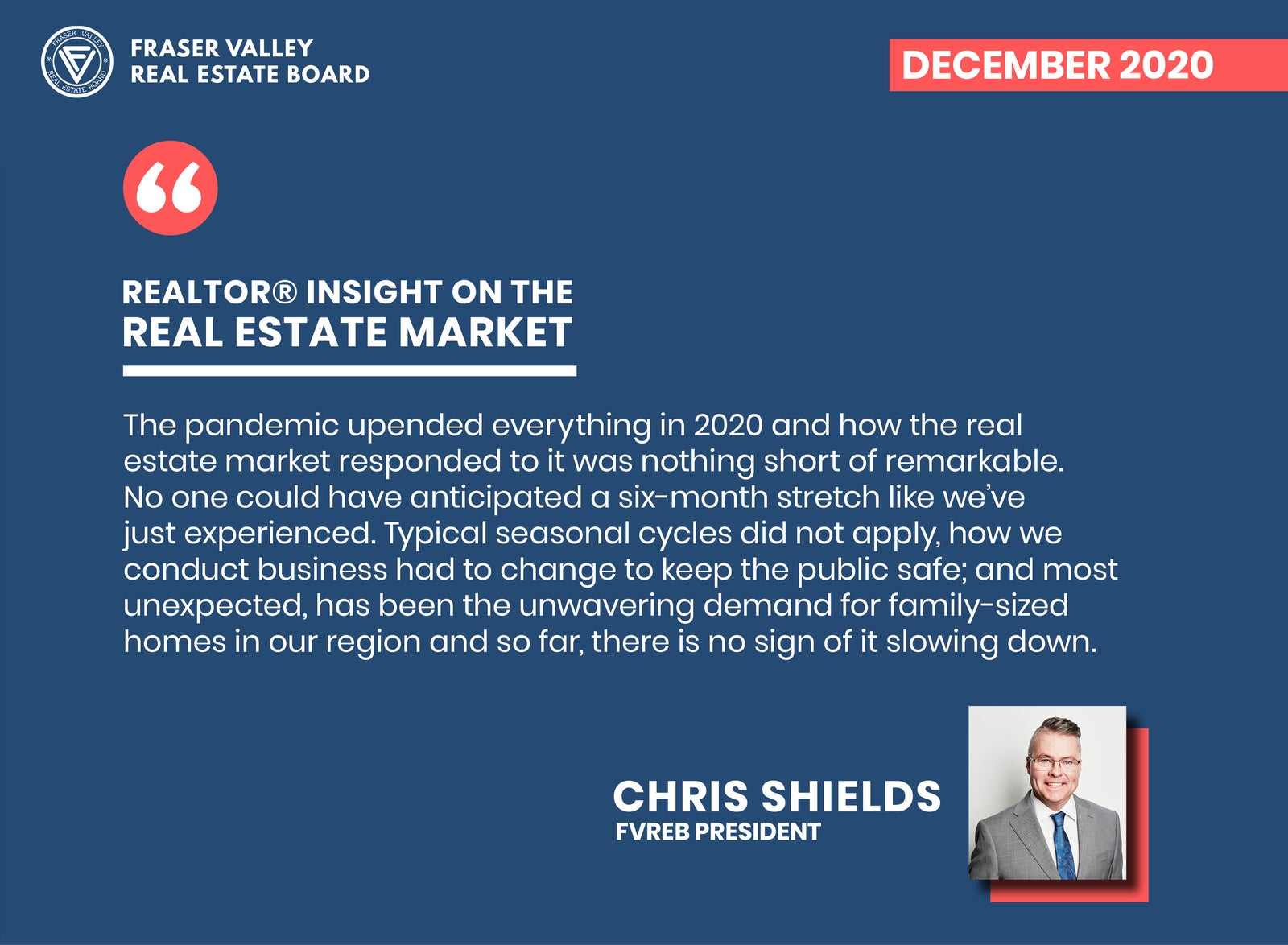 Real Estate Market Insight - Chris Shields