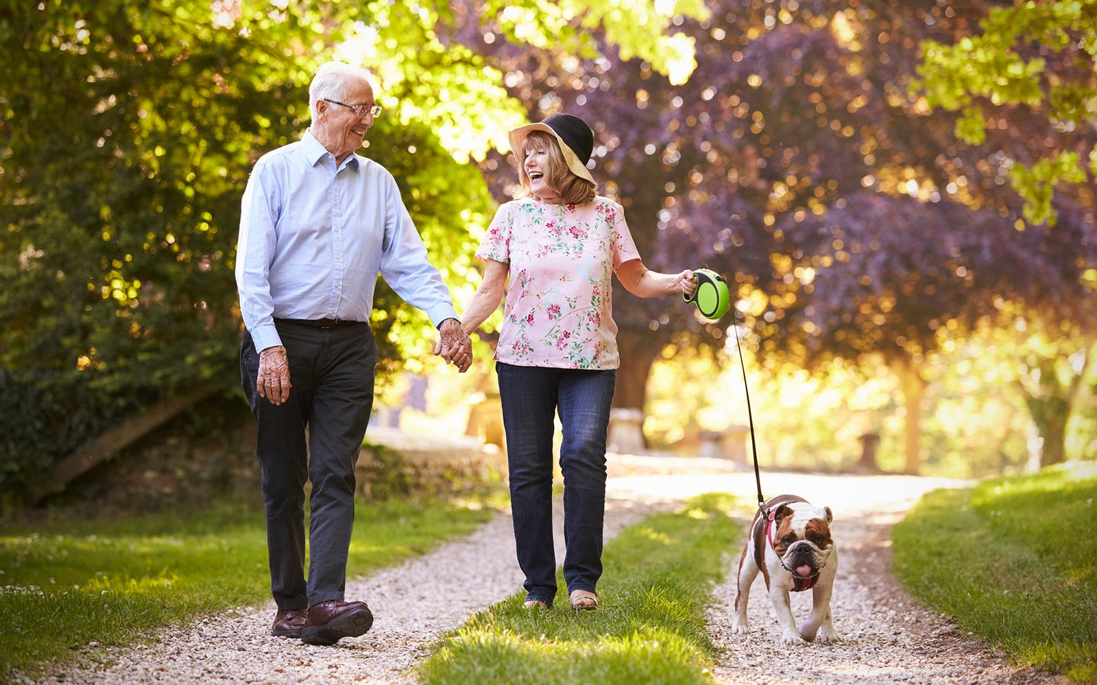 Walkable Neighborhoods High on Boomers' Wish Lists