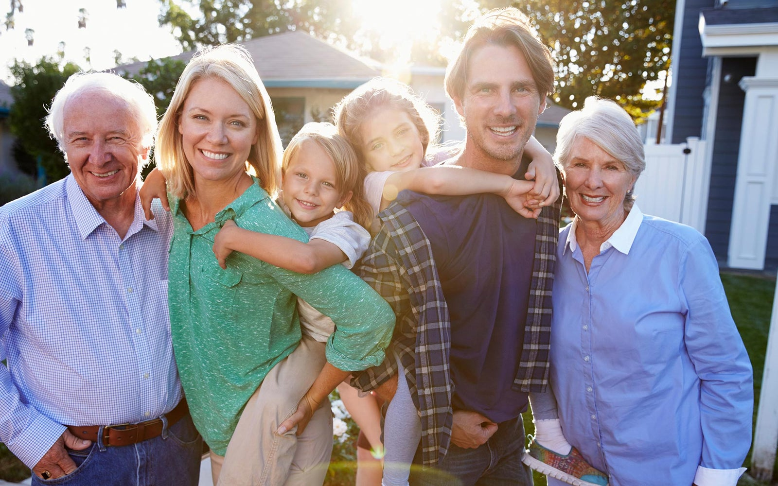 Multi-Generational Living: Tips For Keeping The Peace and Preserving Privacy