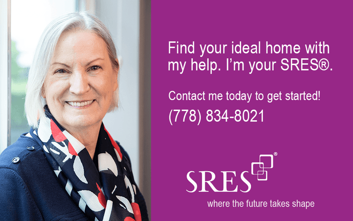 Langley Seniors Real Estate Specialist® - Rosemary Papp