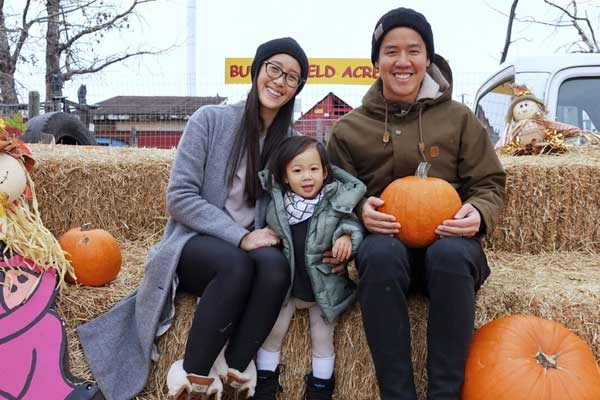 Family - Trung Bien Calgary Realtor