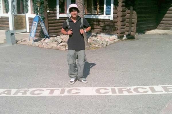 Arctic Circle - Trung Bien Calgary Realtor