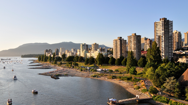 Vancouver Real Estate Statistics - August 2021