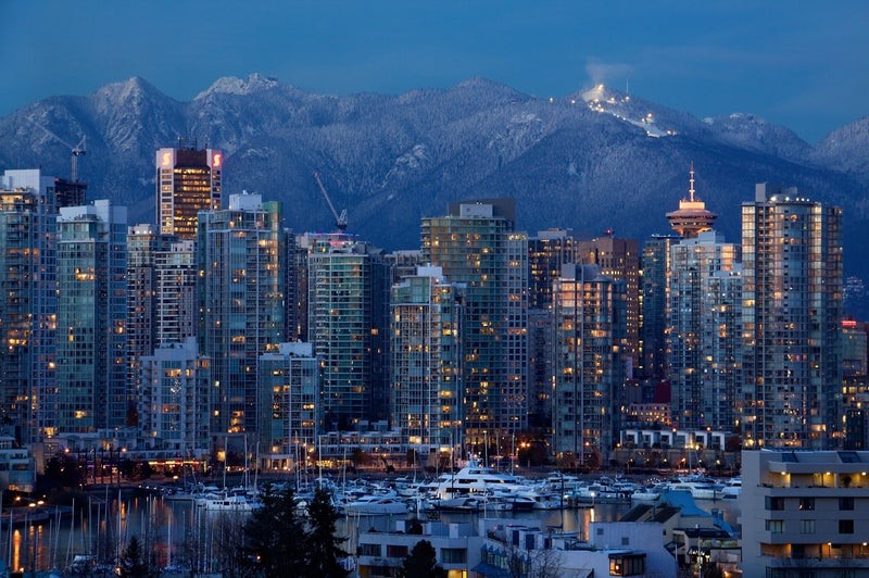 Vancouver Real Estate - November 2020