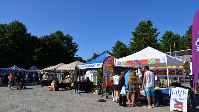 Baysville Farmers' Market Image