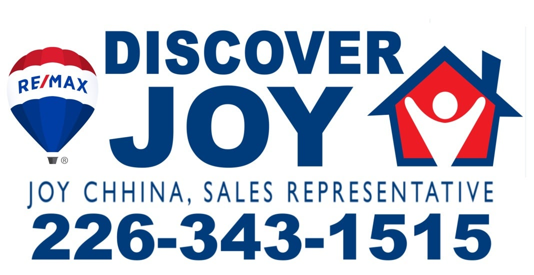 Joy Chhina Guelph Remax Realtor Real Estate Agent