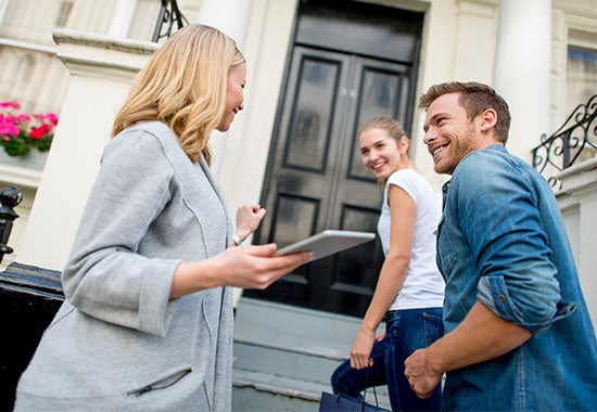 Buying homes with First Time Home Buyers